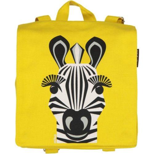 sac-a-dos-zebre-jaune