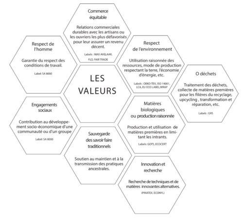 Les Curieux - nos valeurs